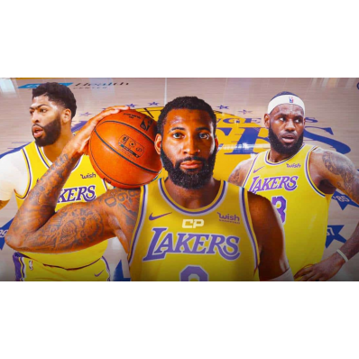 andre drummond lakers jersey