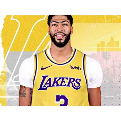anthony davis lakers jersey for kids number 3