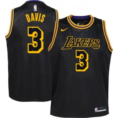anthony davis lakers jersey youth