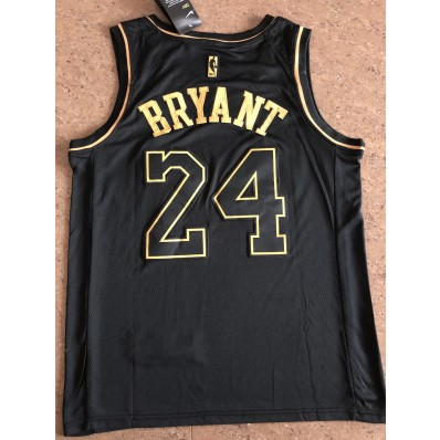 black and gold lakers 24 jersey kobe