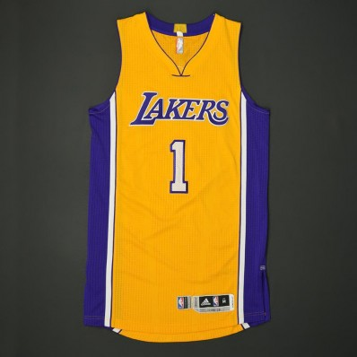 d'angelo russell jersey lakers