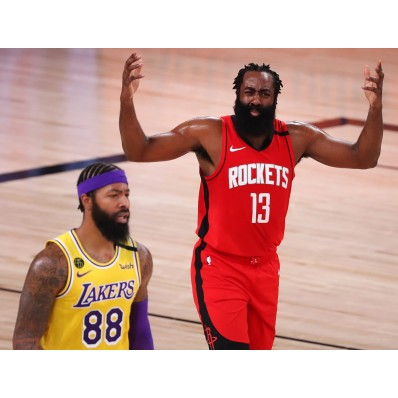 james harden lakers jersey