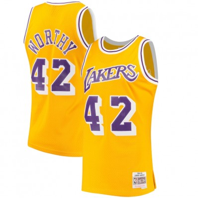 james worthy lakers jersey