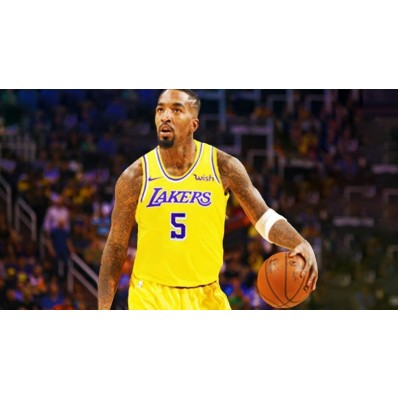 jr smith lakers jersey 21