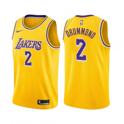 lakers andre drummond jersey
