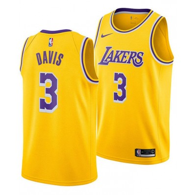 lakers anthony davis jersey mens official
