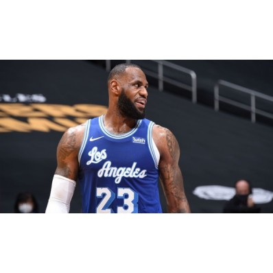 lakers blue jersey