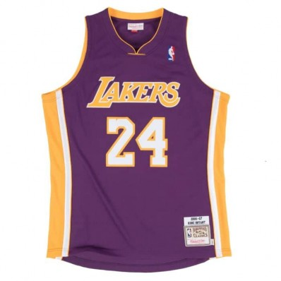 lakers jersey authentic kobe