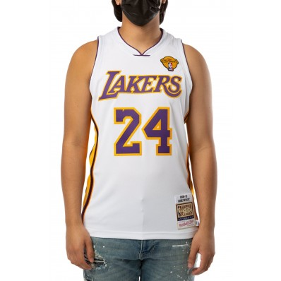lakers jersey men authentic