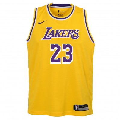 lakers jersey size small for kids lebron james