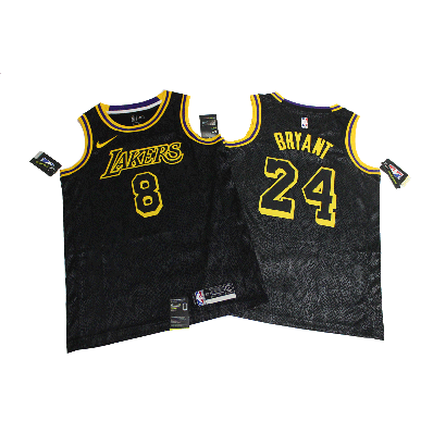 lakers kobe bryant jersey 8 and 24