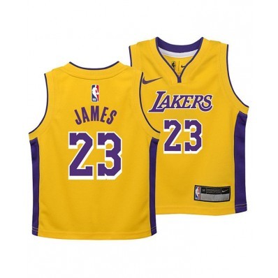 lakers lebron james jersey for kids