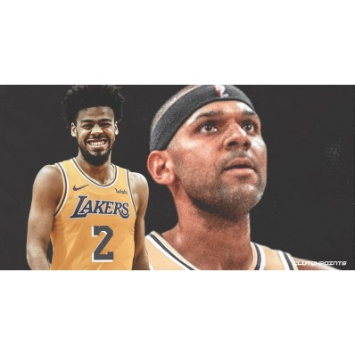 lakers quinn cook jersey