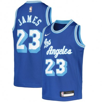 lebron james blue lakers jersey youth