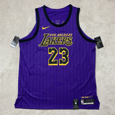 lebron james lakers city edition jersey