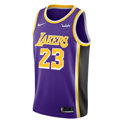 lebron james lakers jersey new
