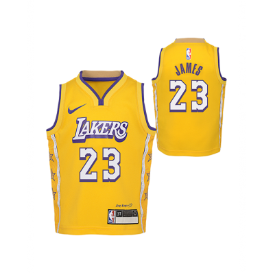 lebron james lakers youth jersey 2020