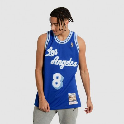 los angeles lakers authentic 1996 alternate jersey