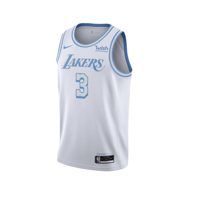 los angeles lakers blue city jersey