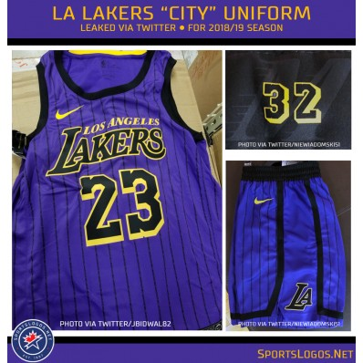 los angeles lakers city edition jersey 2019