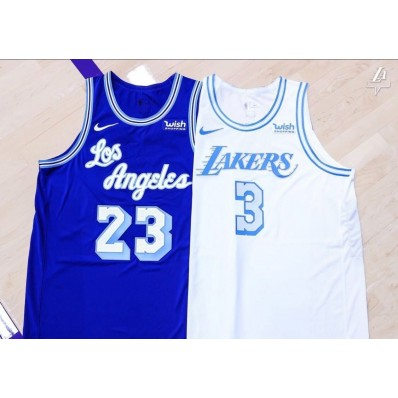 los angeles lakers city edition jersey blue