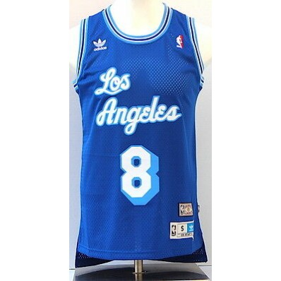 los angeles lakers jersey blue