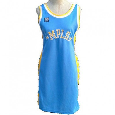 los angeles lakers jersey dress