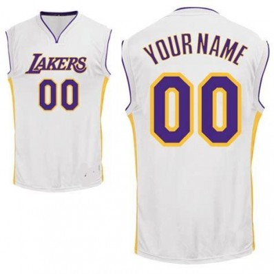 los angeles lakers jersey your name