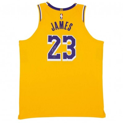 los angeles lakers lebron james jersey