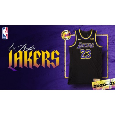 los angeles lakers new jersey