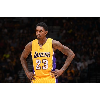 lou williams lakers jersey
