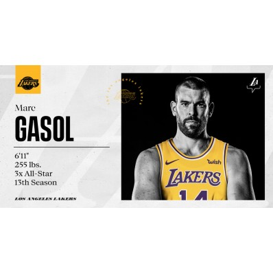 marc gasol jersey number lakers