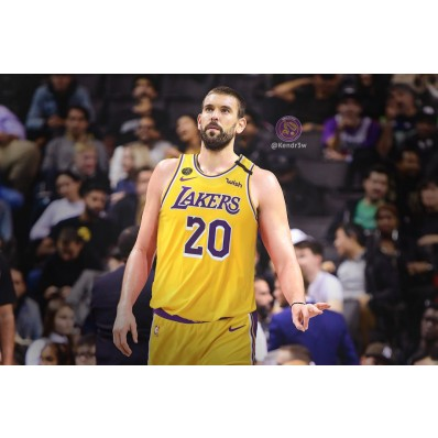marc gasol lakers jersey