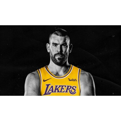 marc gasol lakers jersey number