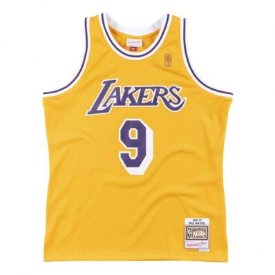 mitchell ness los angeles lakers jersey