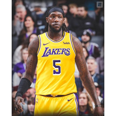 montrezl harrell jersey number lakers