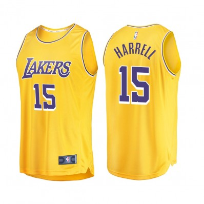 montrezl harrell lakers jersey number
