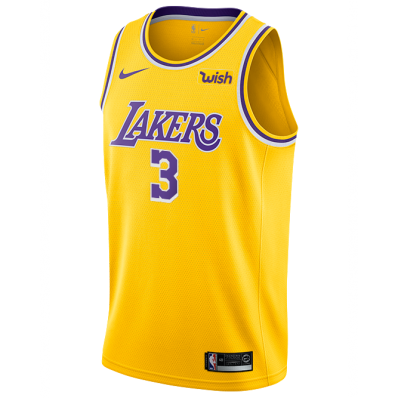 official anthony davis lakers jersey