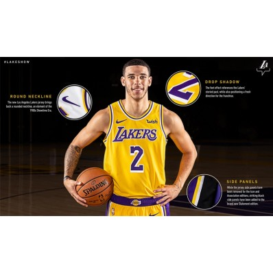official nba lakers jersey lonzo ball