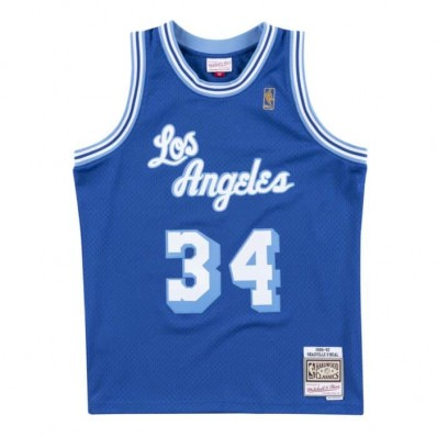 shaquille o'neal los angeles lakers jersey