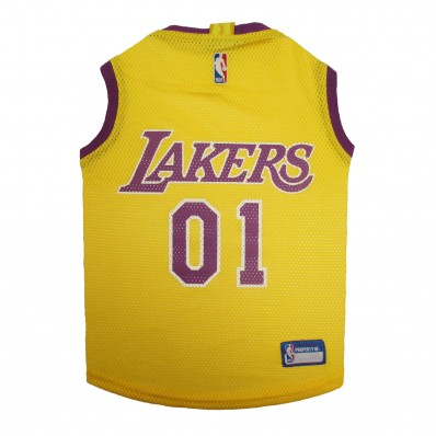 size 4 los angeles lakers jersey