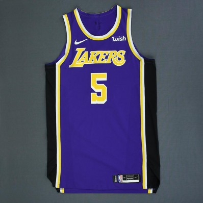 tyson chandler lakers jersey