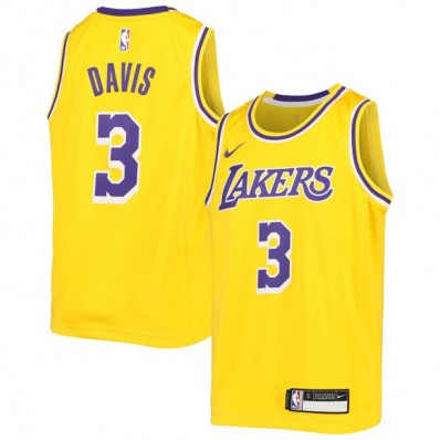 youth anthony davis jersey lakers