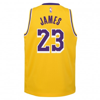 youth lebron james jersey lakers