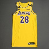 quinn cook lakers jersey