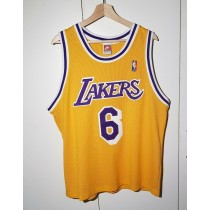 lakers jersey vintage